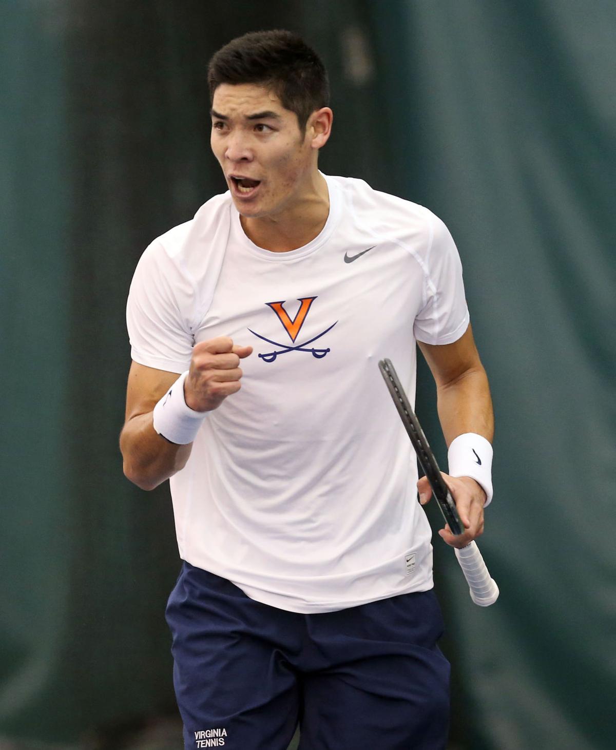 UVa men's tennis vs Florida | Cavaliers | newsadvance.com
