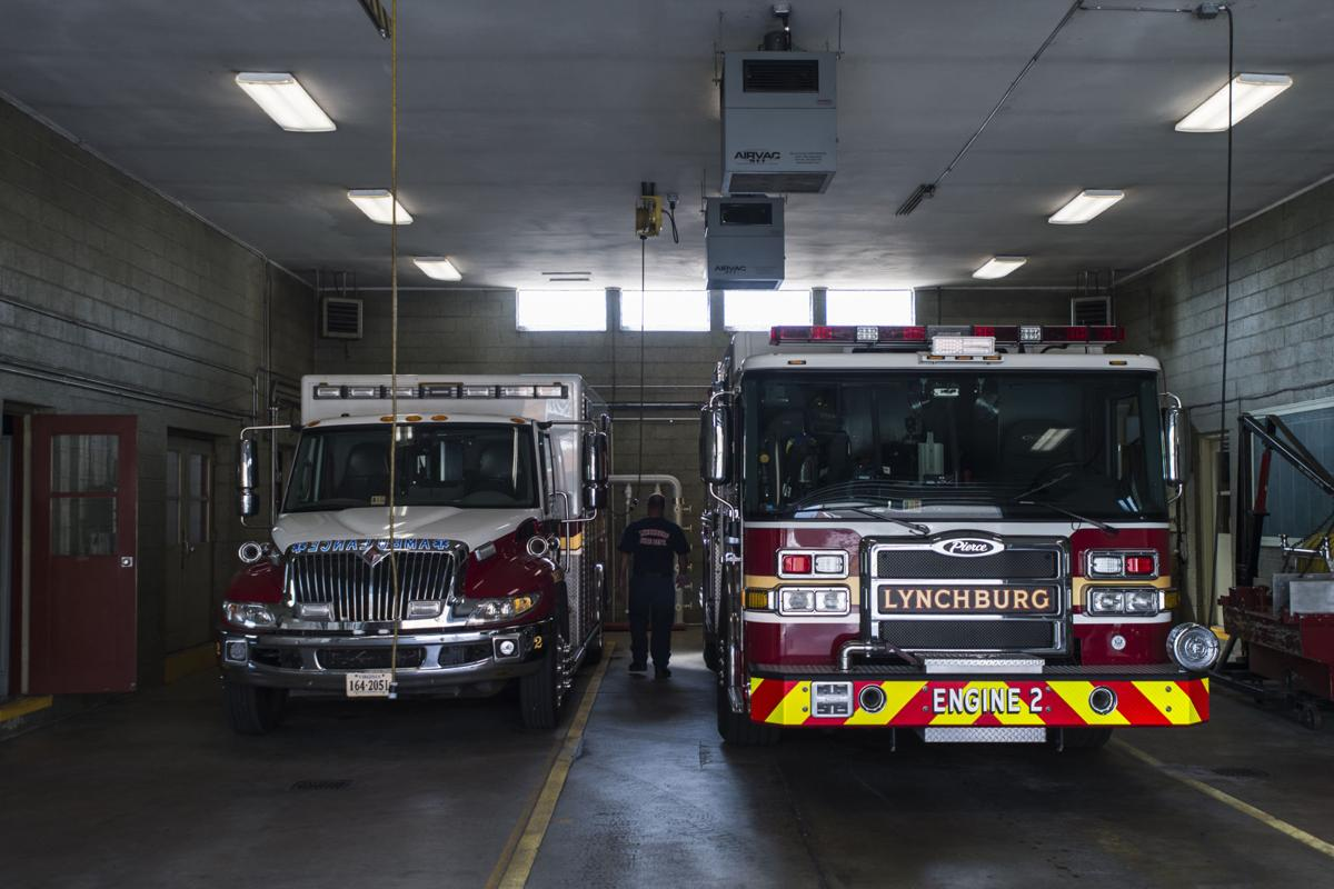 Lynchburg grace street fire station to be closed