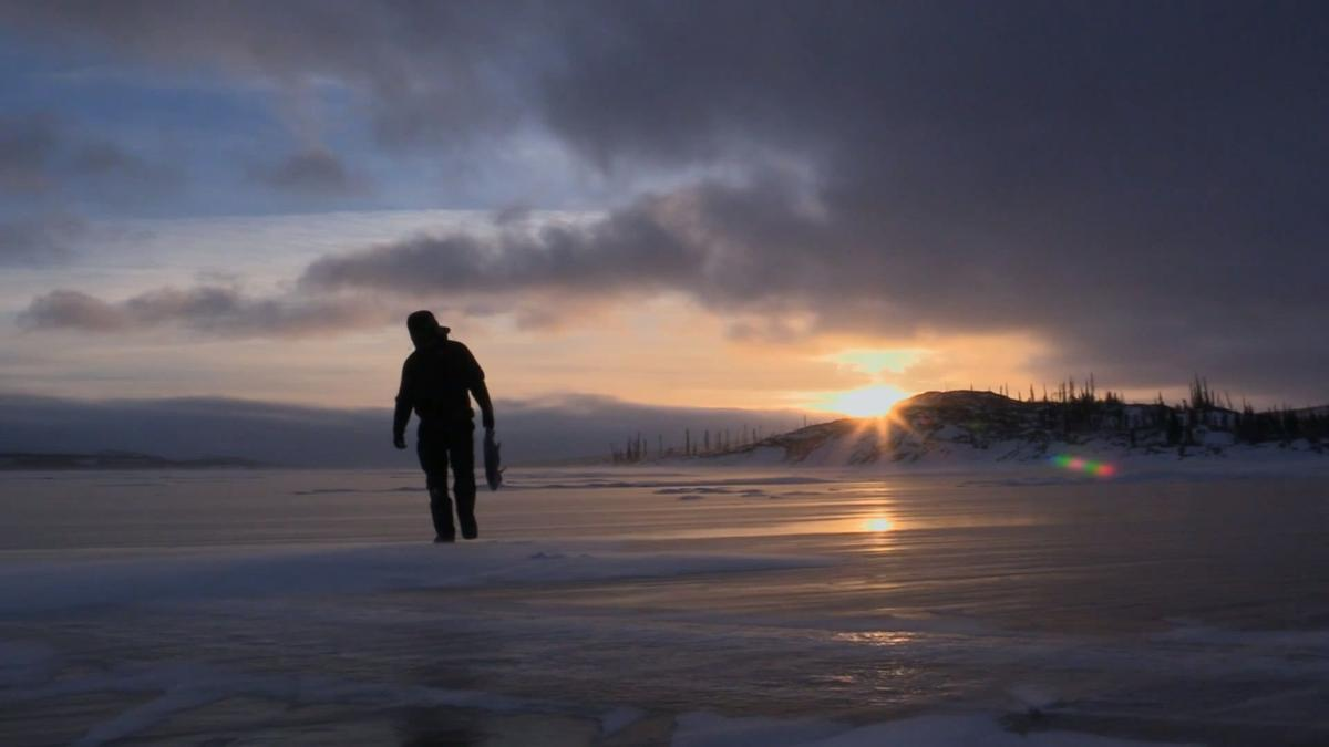 Lynchburg resident survives the Arctic and takes home