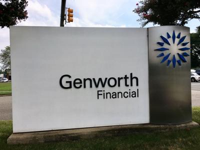 Genworth Financial's corporate headquarters in Henrico.