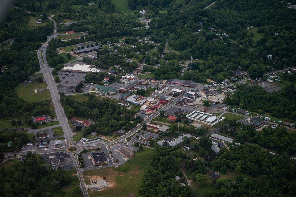 Amherst town shot