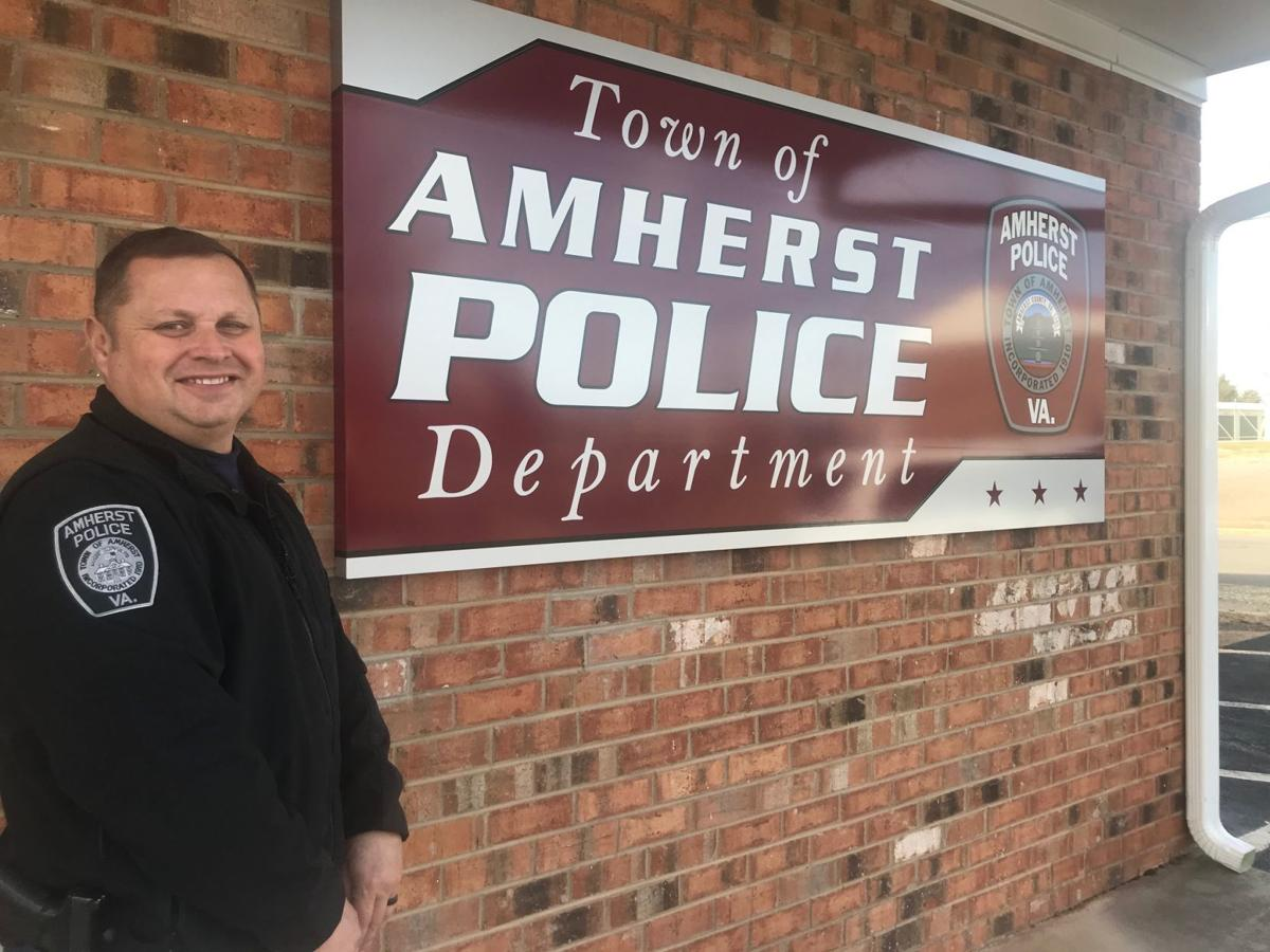 Amherst police, 1