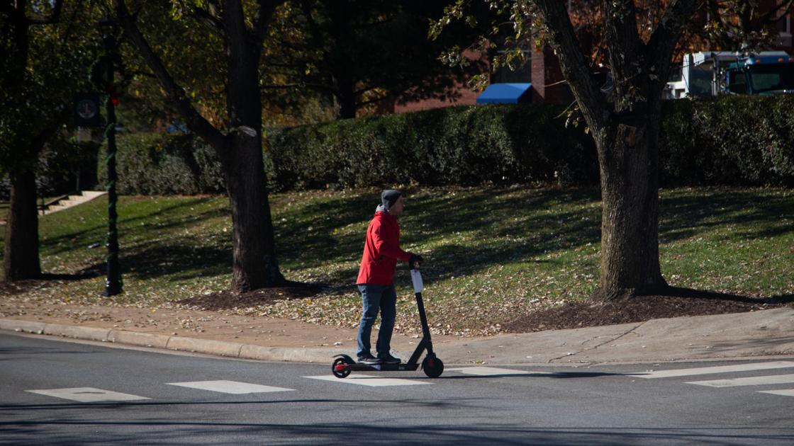 Council preparing if e-scooters land in Lynchburg