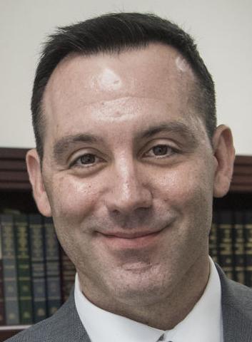 Lynchburg Public Defender Aaron Boone mug