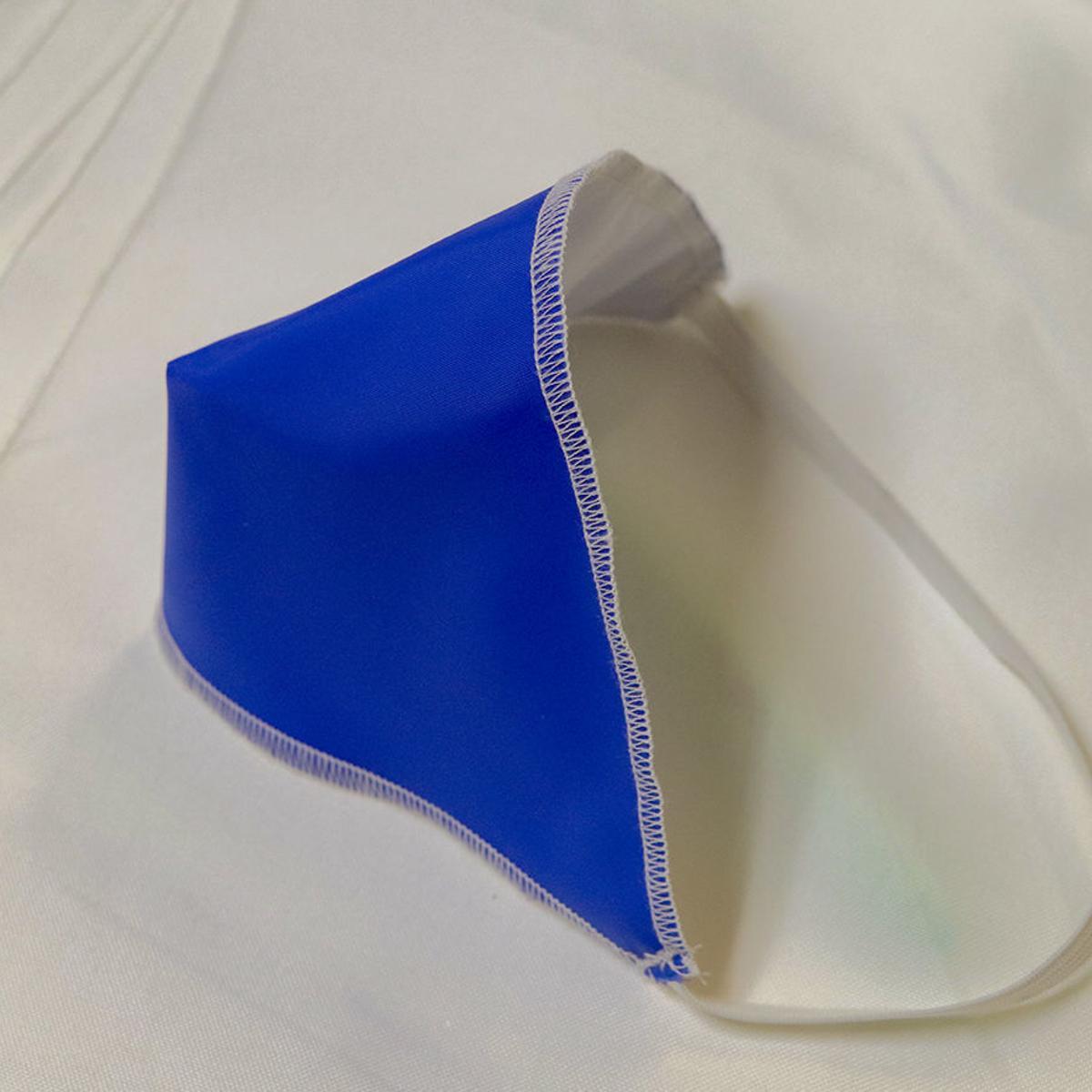 prison inmates making protective masks