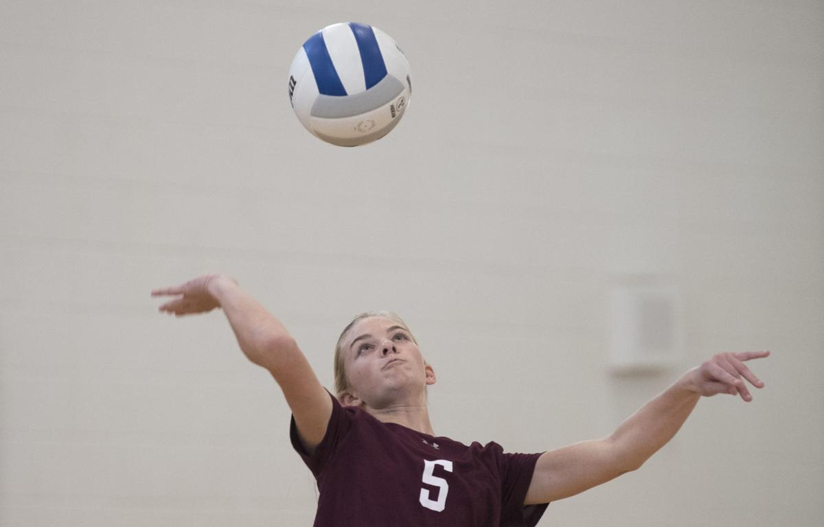 JV volleyball, 4