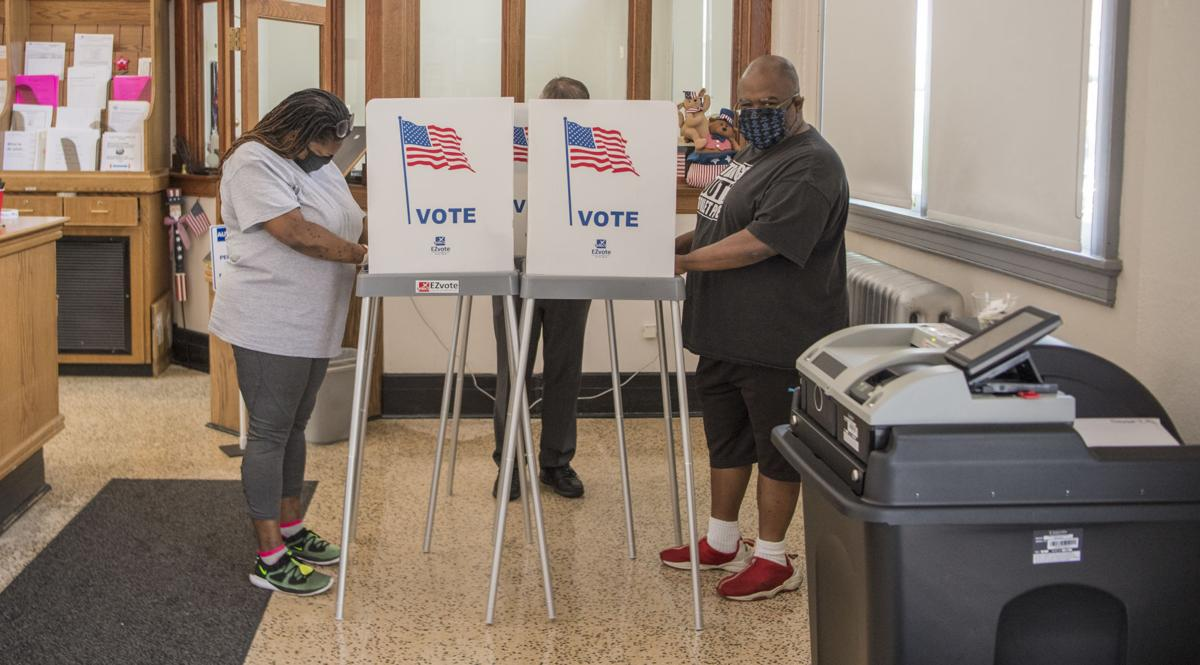 Early voters1