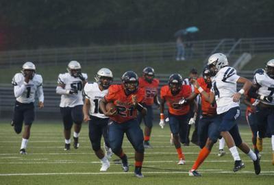 Appomattox vs. Heritage Football