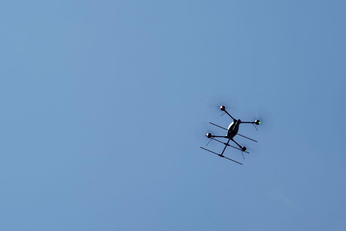 Law Enforcement Sees Potential Of Drones At Demonstration In Lynchburg