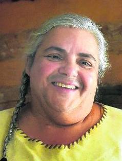 Monacan Chief Sharon Bryant (mug)
