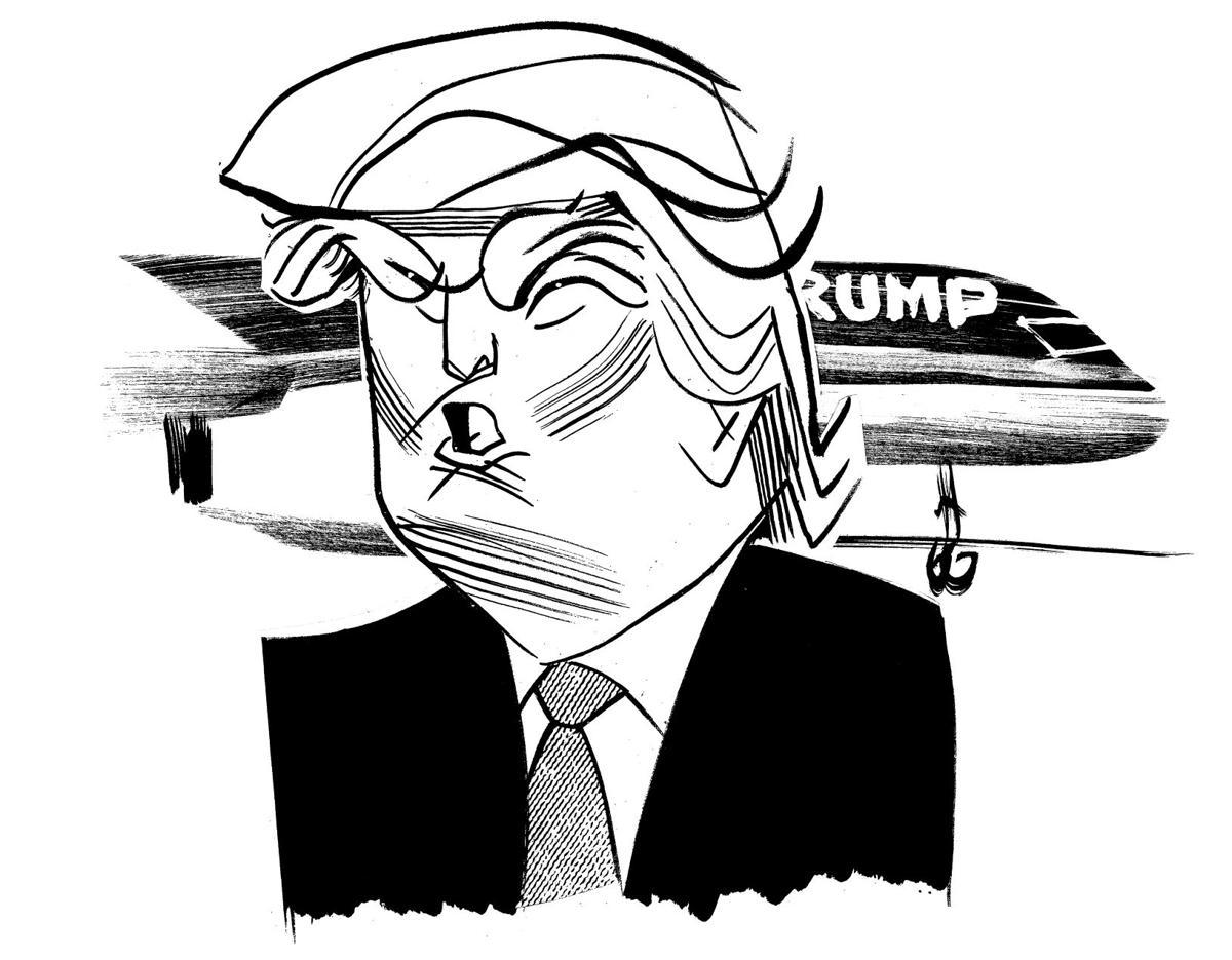 Talk of the Town: New Yorker illustrator Tom Bachtell showing work ...