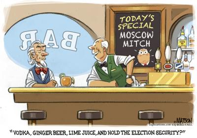 A Moscow Mitch