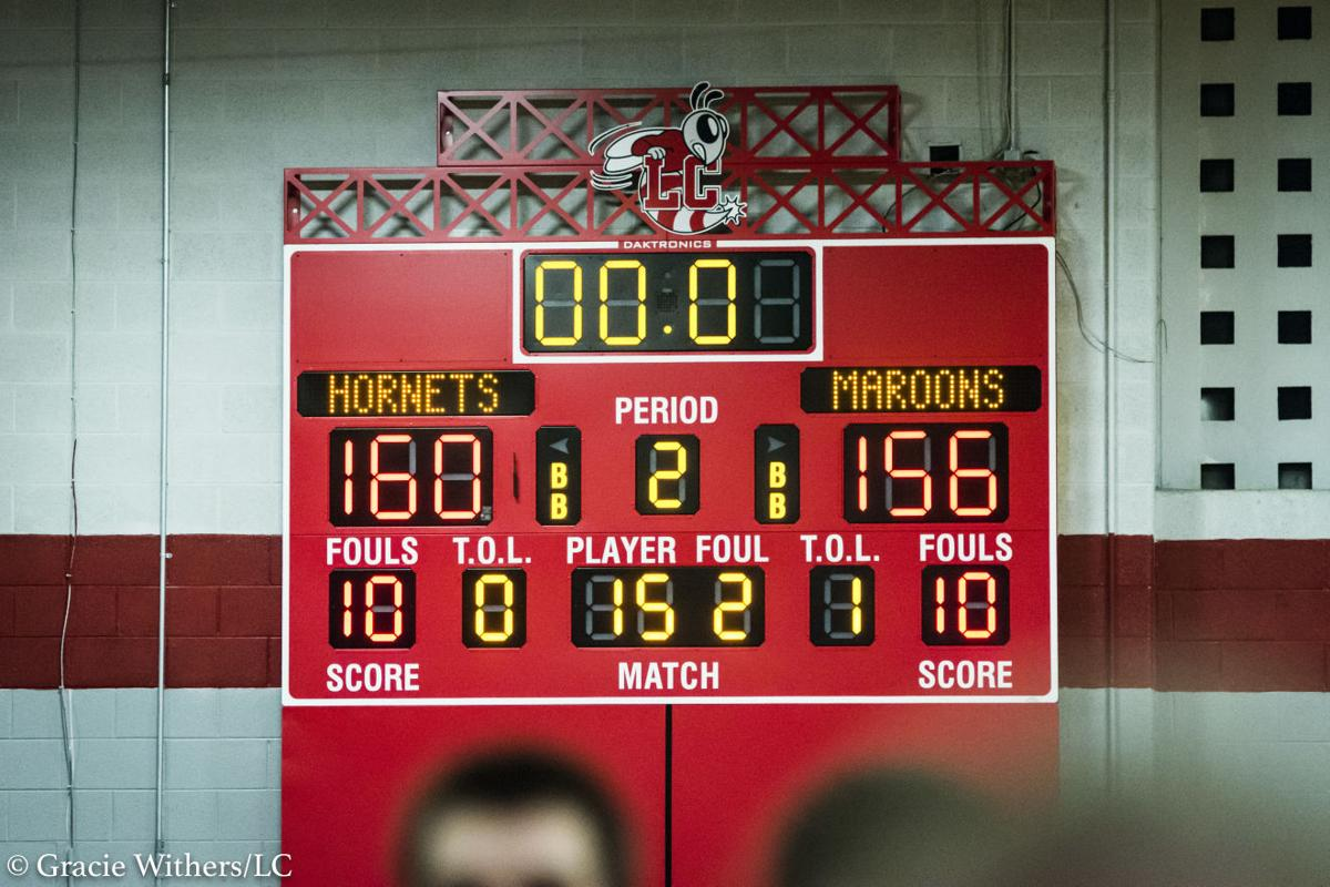 what is the highest scoring college basketball game ever