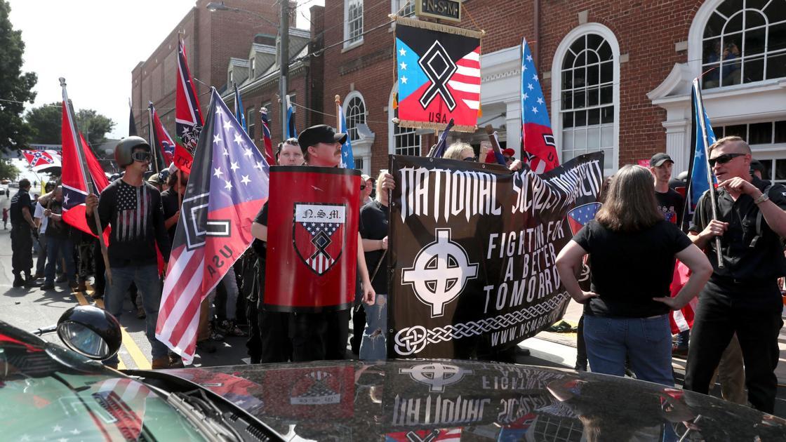 Rally lawsuit plaintiffs seek sanctions against neo-Nazi group