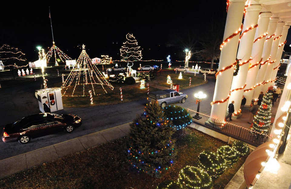 Elks Home Bedford Va Christmas Lights 2020 Sale of Elks National Home in Bedford announced | Local News