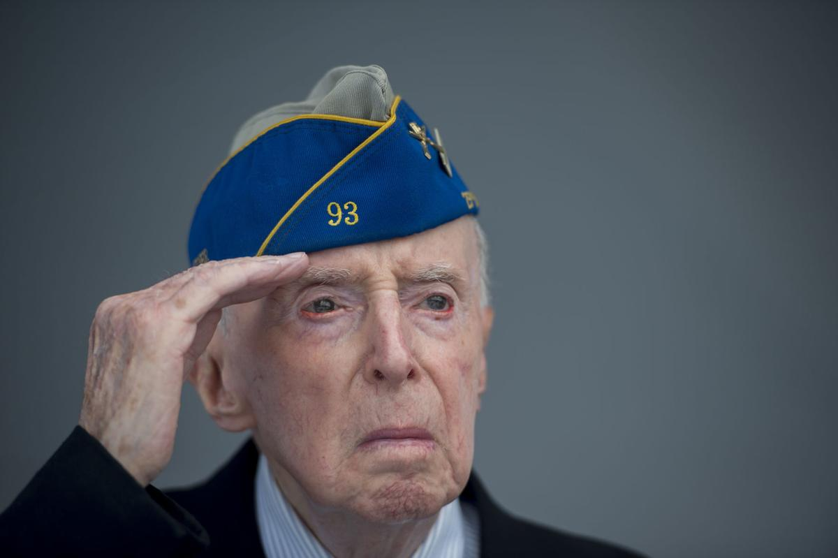 D-Day observance