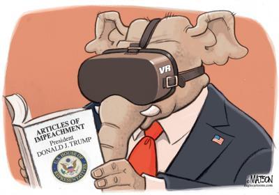 GOP Virtual Reality