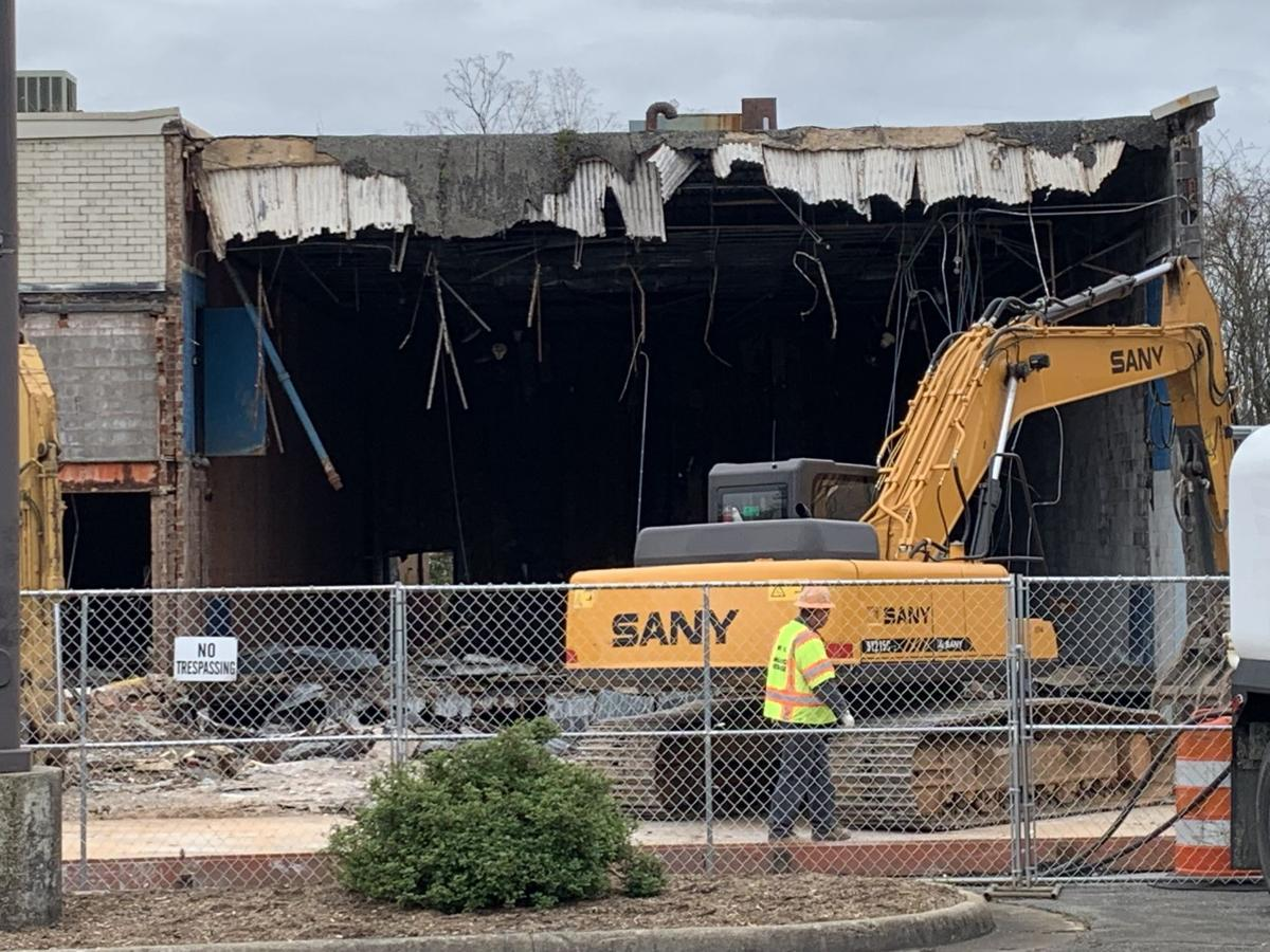 Old Plaza Theater Demolition 02