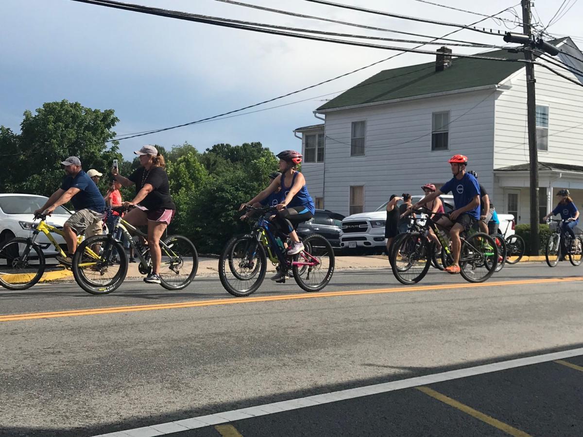 Bike club, Amherst