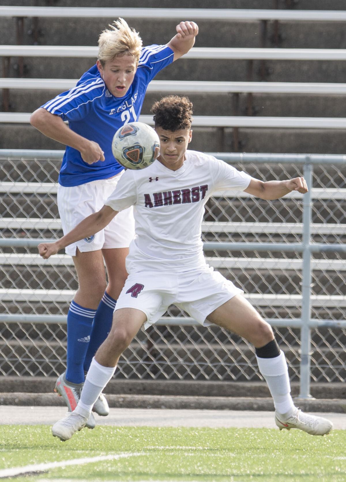 Amherst JV Soccer 2