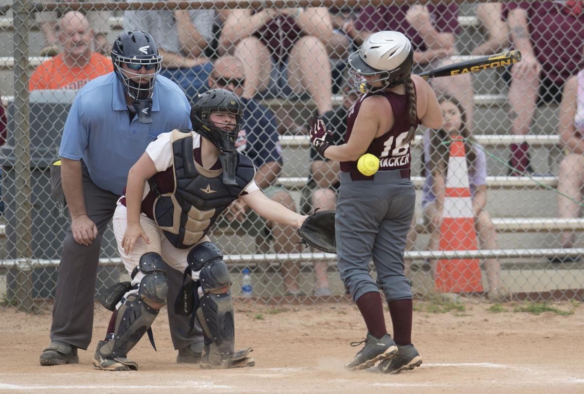 Photo: Belles All-Star softball