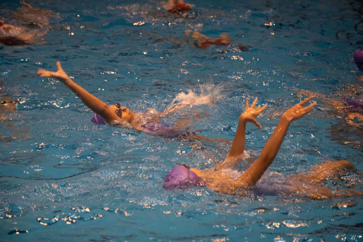 East Coast Synchro Camp at Sweet Briar College | Local News
