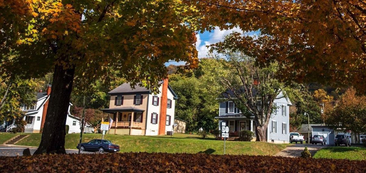 The village of Lovingston