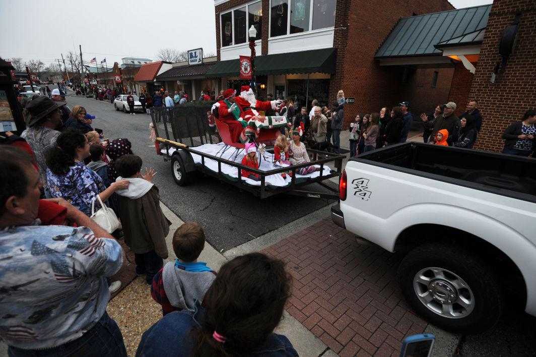 Appomattox Christmas Parade 01