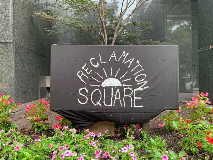 """Reclamation Square"""