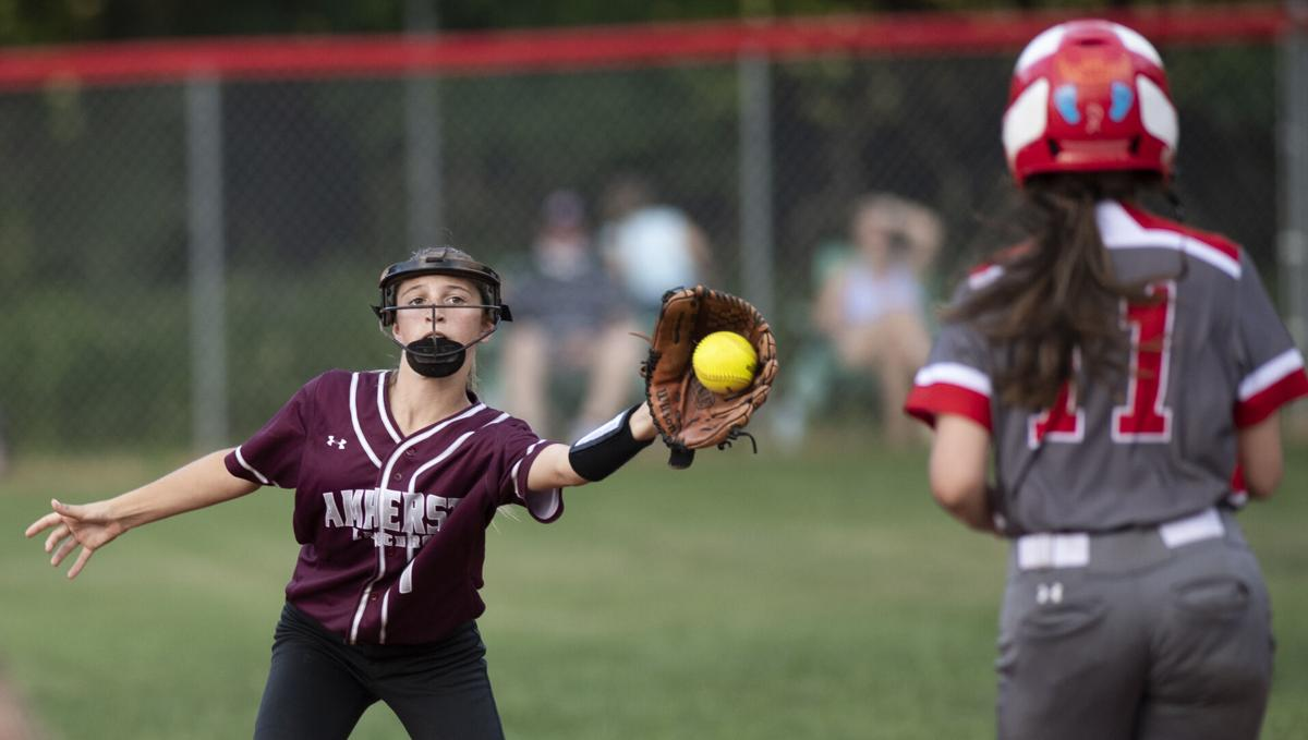 JV softball, 2