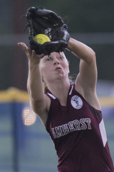 Photo: Amherst Belles softball