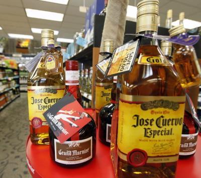 ABC Liquor Bottles