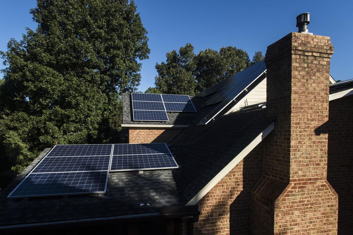 Here comes the sun: More Virginians go solar as prices drop | Local