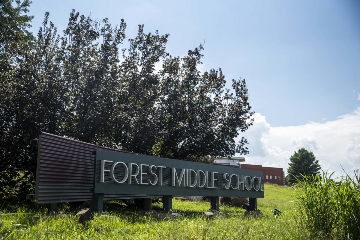 Forest Middle School 16
