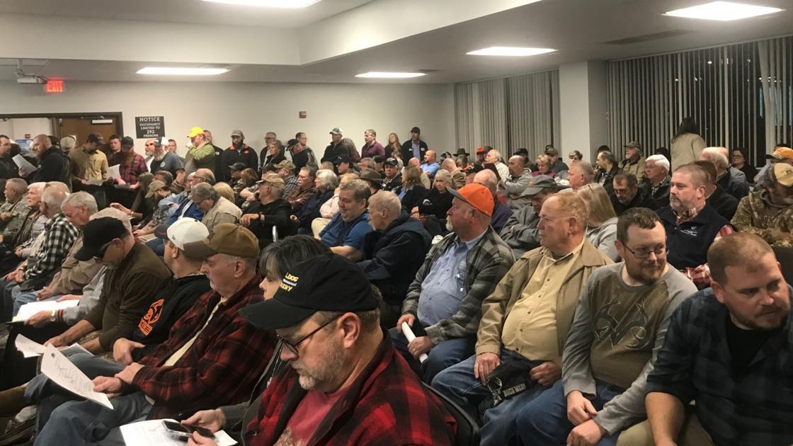 'Second Amendment sanctuary' movement growing in Virginia