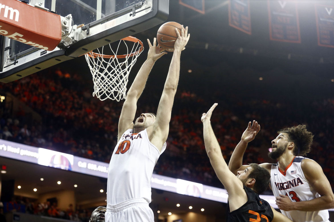 Photos: UVa vs. Miami men's basketball | Cavaliers | newsadvance.com