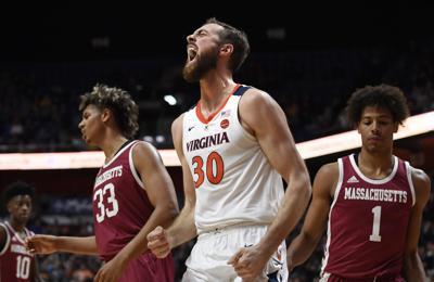 UMass Virginia Basketball