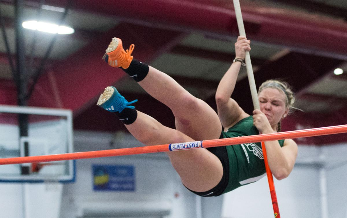 Nelson Girls Indoor Track Take Three First Place Finishes Sports