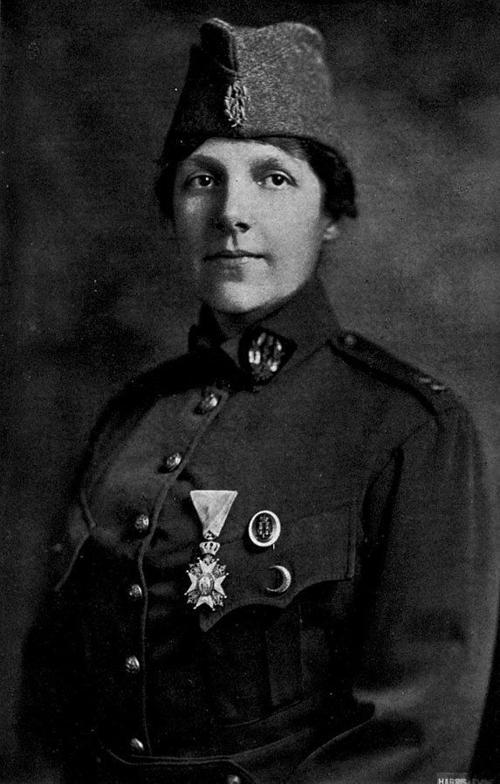 Dr. Rosalie Slaughter Morton