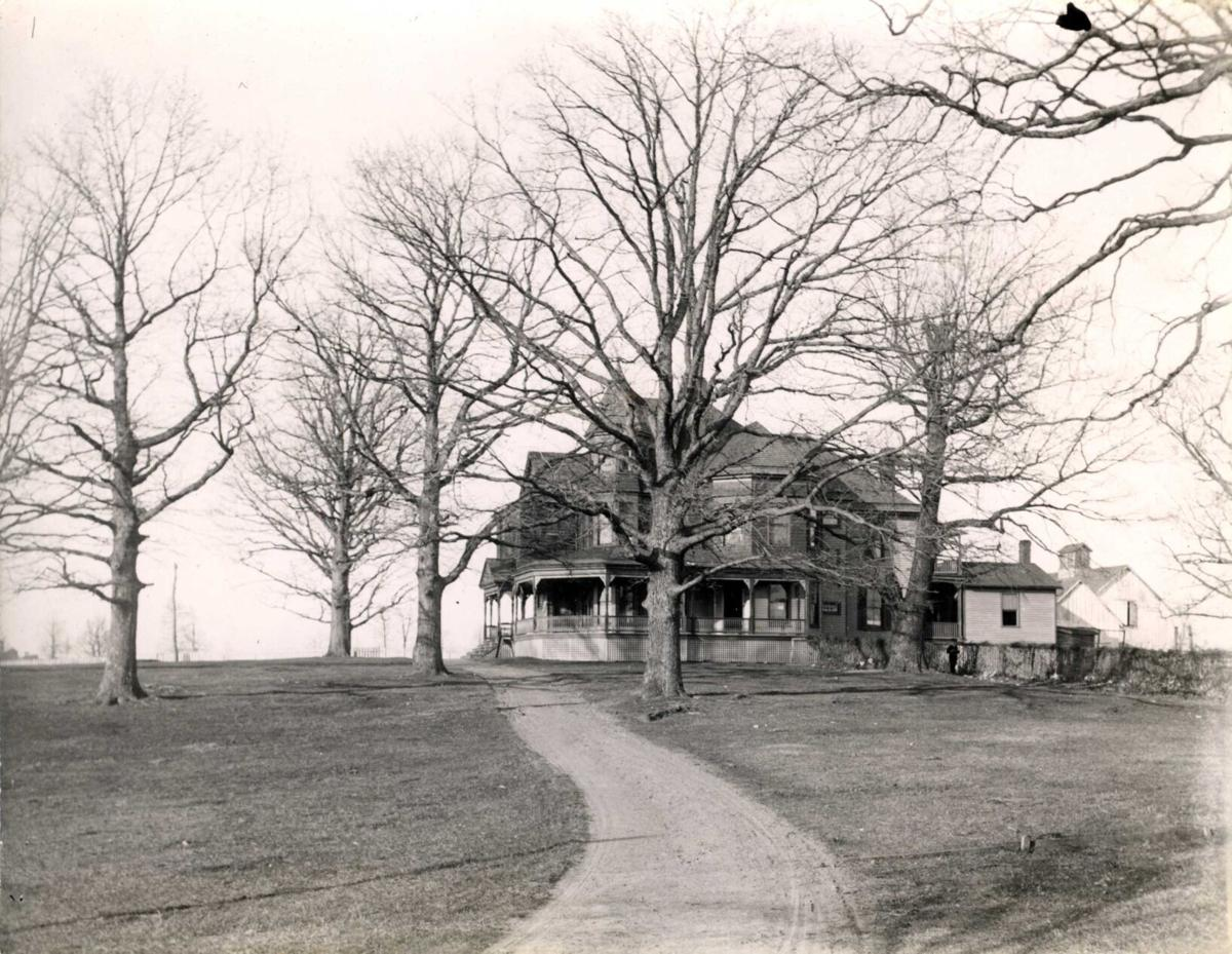The Oaks Christiansburg 1940 Montgomery Museum