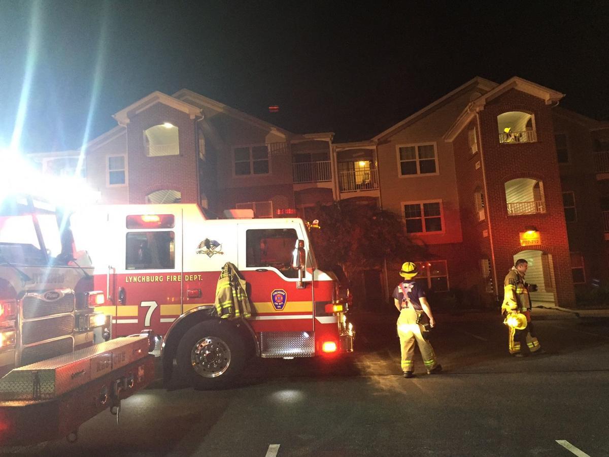 Dryer fire damages Timberlake apartments | Local News | newsadvance.com