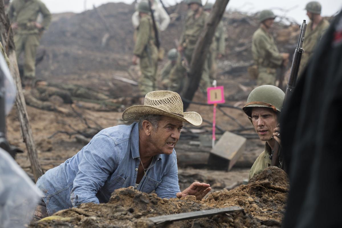 Hacksaw Ridge Mel Gibson S New Film Tells The True Story Of Desmond Doss Features Newsadvance Com