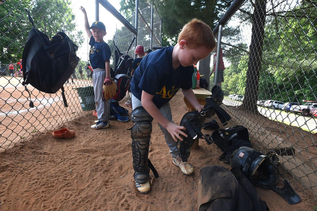 After crippling theft, Timberlake Dixie Youth rebounds for
