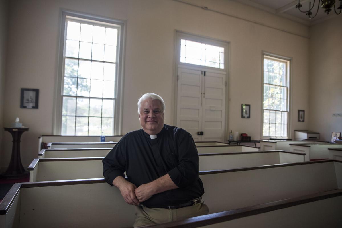 Rev. Matt Rhodes