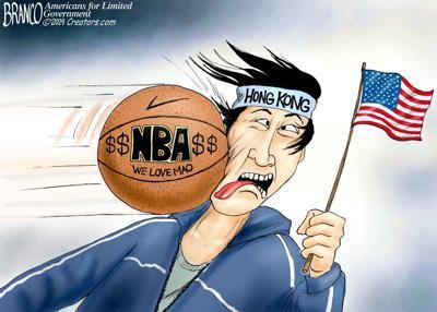 The NBA and Hong Kong