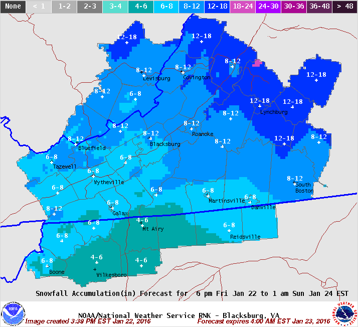 Snowed In: Storm Intensity Expected To Pick Up Overnight