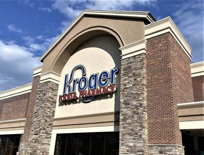 Kroger store at Willow Lawn
