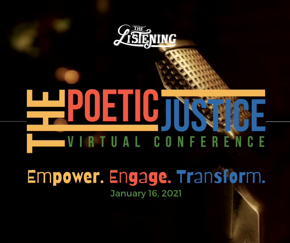 Poetic Justice conference