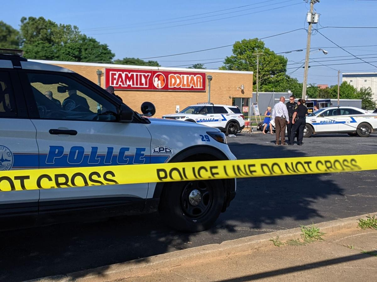 Fort Ave shooting