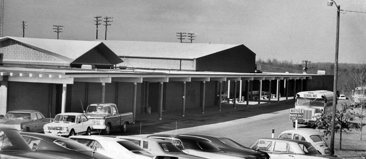 From the archives: Brookville High School, the early years | Local